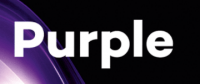 logo Purple Visa Card